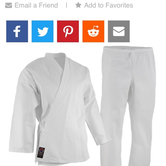 Proforce Other - New Karate uniforms-2
